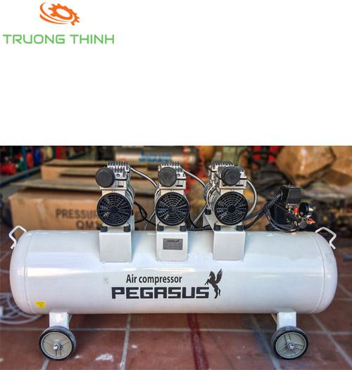 Máy nén khí Pegasus TM- OF750x3- 120L