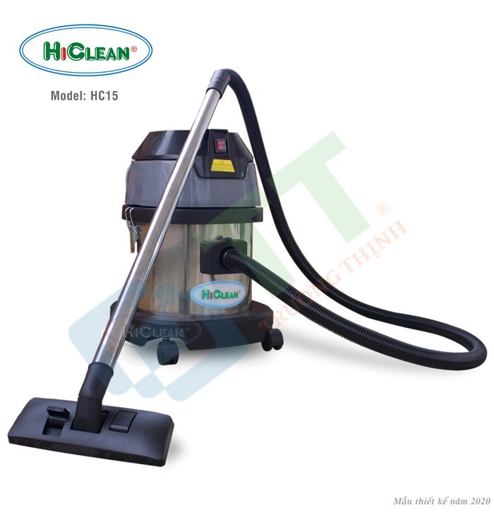 Máy hút bụi HiClean HC 15 - 2020