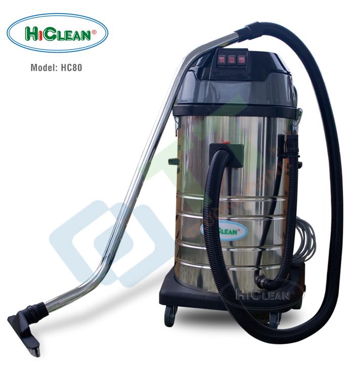 Máy hút bụi HiClean HC80 - 2020